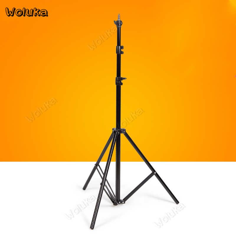 Флэш-подставка для фотосъемки светодиодная световая стойка 260 см светодиодный потолочный светильник поддержка студийное фото устройство освещения камеры кронштейн с воздушной подушкой; CD50 T10