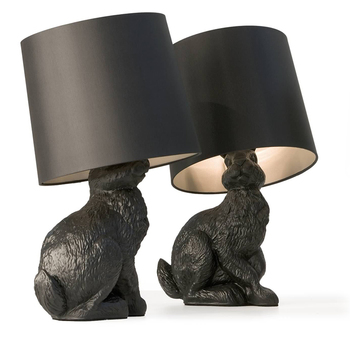 Modern Creative Simple Rabbit table lamp light LED tafellamp bedside bed lamp table lamps for bedroom Living room dining room
