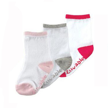 Striped Cotton Socks for Babies