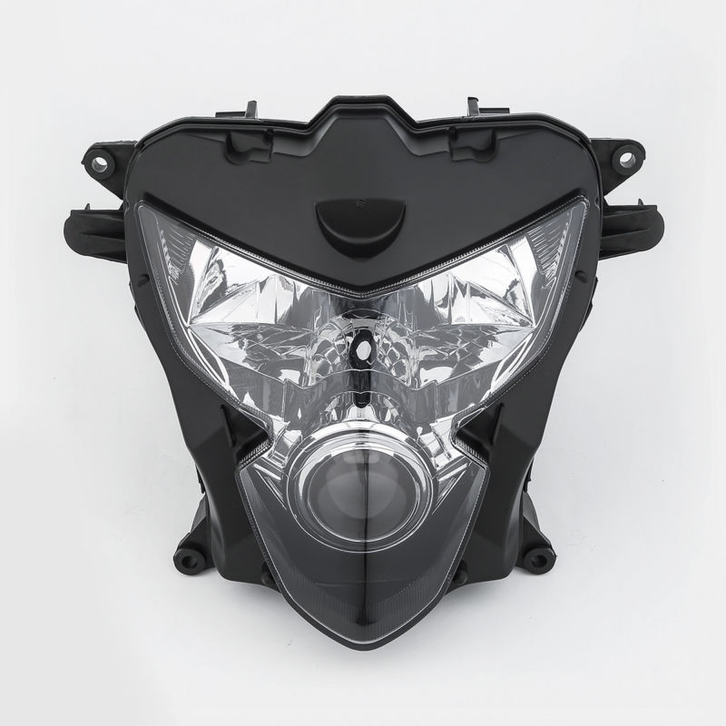 replacement head light front lamp assembly for 2004 2005. Black Bedroom Furniture Sets. Home Design Ideas