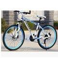 Качественный алюминиевый 24 скорости 26 дюймов  обычная педаль для велосипеда