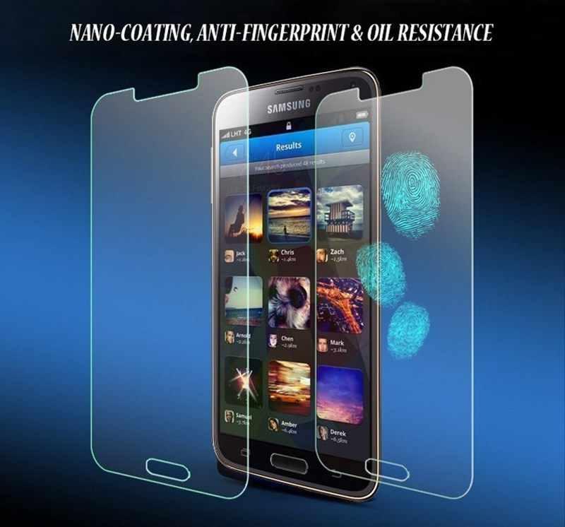 MuTouNiao Huawei 社の名誉 5C/名誉 7 Lite クリア honor5C 9 9h プレミアム強化ガラススクリーンプロテクターフィルム /名誉 7 Lite
