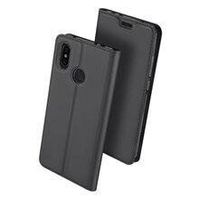 "Чехол на Xiaomi Redmi Note 6 Pro DUX DUCIS книжка кожа чехол на xiaomi redmi note 6 6 pro 6.26"" бумажник чехлы для телефон xiomi redmi note 6 note6 сяоми редми нот 6 Pro"