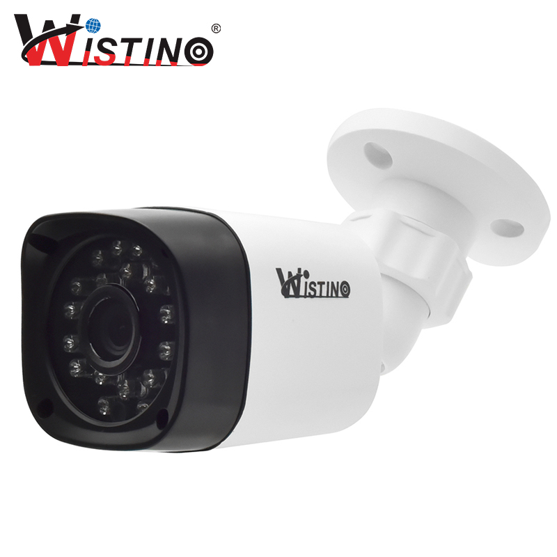 Wistino CCTV Outdoor IP Camera Security Camera Onvif Bullet Surveillance Video Monitor XMeye HD 720P 960P 1080P Night Vision hd 720p 1 0mp bullet ip camera onvif outdoor ir night vision h 265 2mp 1080p cctv security camera android iphone xmeye unitoptek