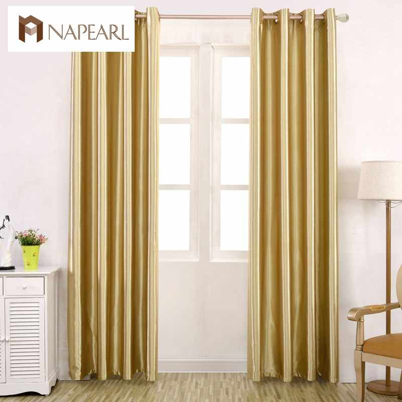 Napearl Modern Blackout Curtains Full