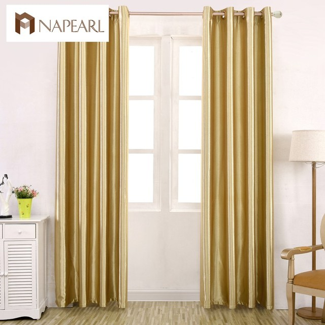 Modern Blackout Curtains Full Shade Solid Color Window Treatments Bedroom  Drape Purple Gray Curtains Short Kitchen  Short Blackout Curtains