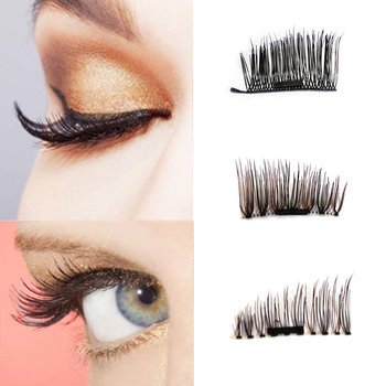 Ultra-thin Magnetic Eye Lashes