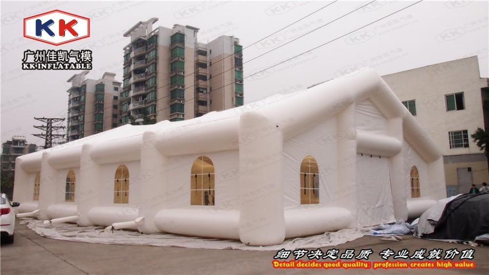 CE гигантская надувная Торговая выставка шатер/наружная надувная Рекламная Строительная Палатка/Большая Надувная Праздничная палатка
