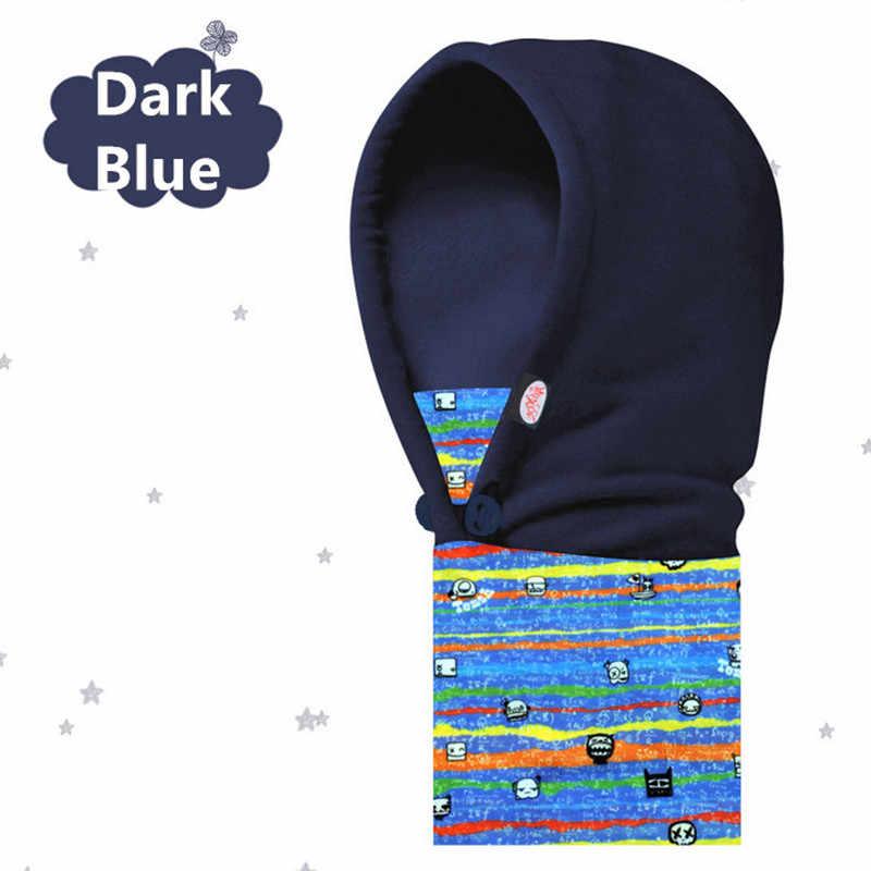 ce6838cd2d0 ... Winter Mask Versatile Children Kids Polyester Fleece Beanies Balaclavas  Outdoors Skiing Cycling Winter Hats Caps Ski