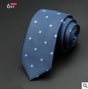 GUSLESON 1200 Nadeln 6 cm Mens Ties New Man Mode Dot Krawatten - Bekleidungszubehör - Foto 4