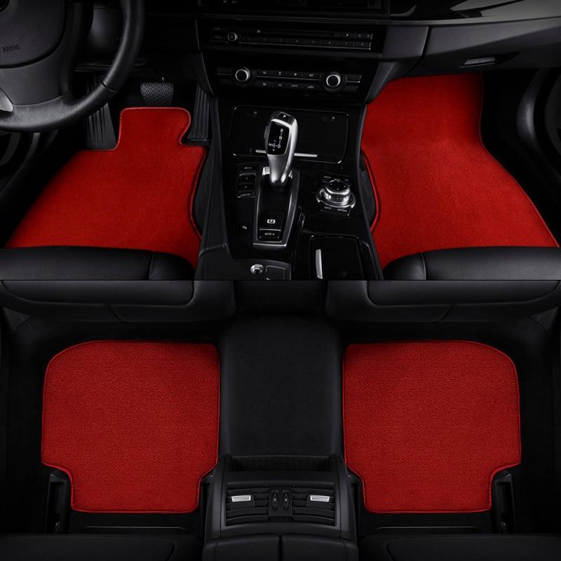 Cool Car Floor Mats