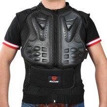 Сильный мото Броня мотоциклетная куртка Защита тела рубашка Лыжный спорт тела Броня позвоночника Грудь назад протектор Защитное снаряжение M-XXL