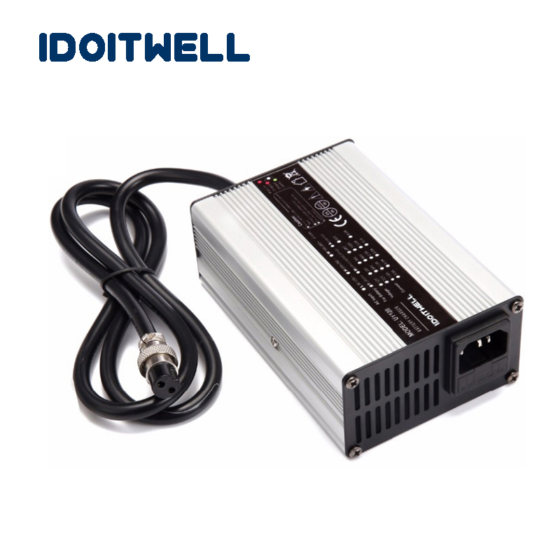 24V 20A 10A courant réglable 24V plomb acide chargeur de batterie pour 24v 80AH 100AH 120AH 200AH 240AH humide VRLA SLA AGM GEL batterie