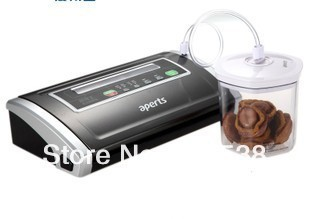 Aperts #High Quality VS5500 Vacuum Food Sealer Free Shipping Free 2 Rolls Bag,Small Vacuum Sealing Machine