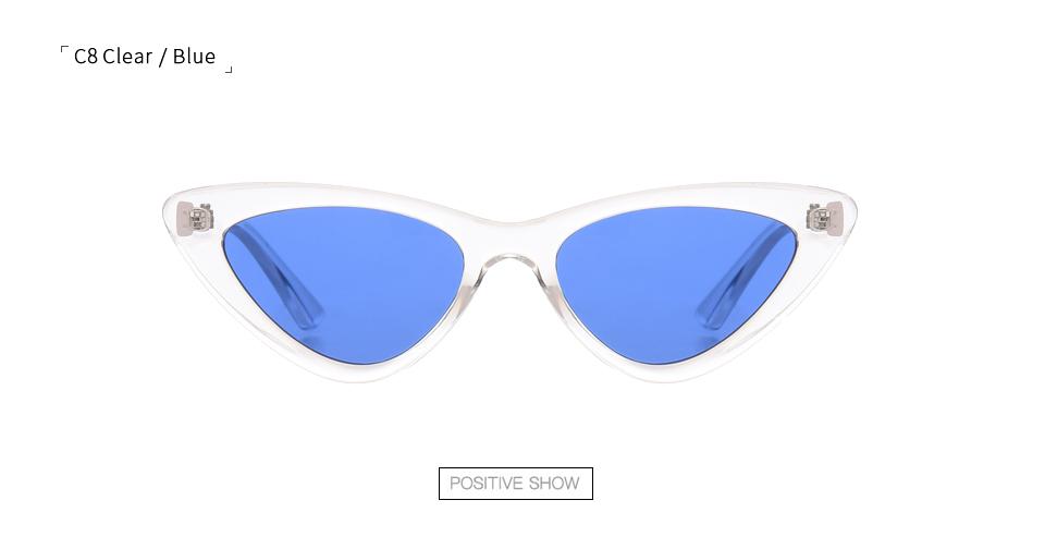 HTB1S5ltlLBNTKJjSszcq6zO2VXaC - Winla Fashion Design Cat Eye Sunglasses Women Sun Glasses Mirror Gradient Lens Retro Gafas Eyewear Oculos de sol UV400 WL1127