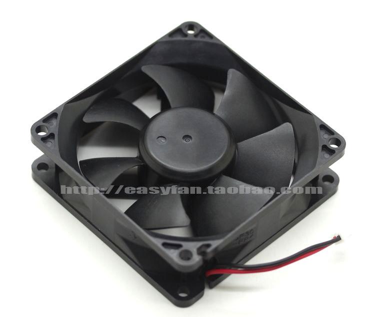 Nidec D08K-24PH 09 (AX) DC 24V 0.13A 80x80x25mm Server Square fan