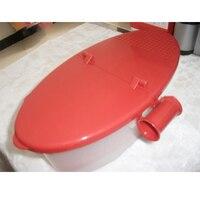 Набор круглый Ланчбокс, Microwavable, Dishwasher-Safe, контейнеры для приготовления пищи соответствующий для микроволновых печей пластичный материал