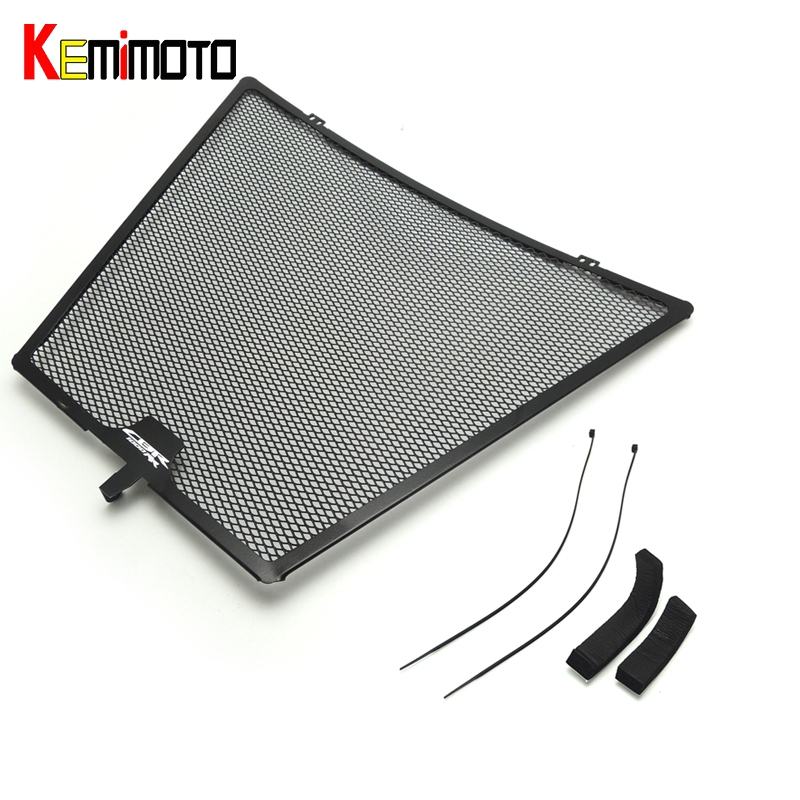 KEMiMOTO CBR 1000RR Aluminum Radiator Grills Guard Cover Grille for Honda CBR1000RR  2008 2009 2010 2011 2012 2013 2014 arashi motorcycle radiator grille protective cover grill guard protector for 2008 2009 2010 2011 honda cbr1000rr cbr 1000 rr
