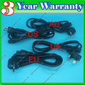 Wholesale AC Power Cord cable For laptop adapter lead Adapter US EU UK AU Plug All Available