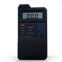 Electromagnetic Radiation Detector Meter Digital Professional LCD  Dosimeter Electric Field Radiation Alarm Tester Counter digital lcd electromagnetic radiation detector meter dosimeter tester counter wholesale