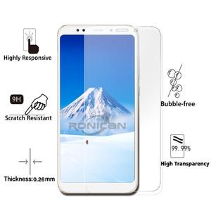 Image 3 - Защитное стекло RONICAN для Xiaomi Redmi 5 Plus, Защитное стекло для экрана 9H 2.5D, закаленное стекло для телефона Xiaomi Redmi 5, стекло