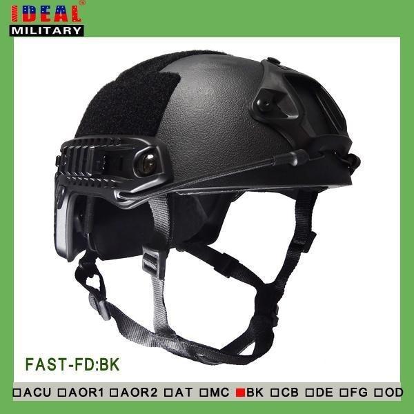 NIJ IIIA FAST Bulletproof Helmet (With Report)/ Ops Core FAST Ballistic Helmet/ Multi camo Bullet proof Helmet fast ballistic helmet rapid response tactical helmet mc fg at tan aor1 digital desert bk woodland atfg acu