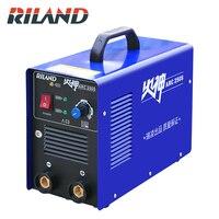 RILAND ARC 250S Dual Voltage 220V/380V 40 130a Arc Welding Machine Mini DC Inverter Welder Cutter for Electric Welding Working