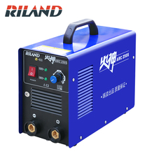 RILAND ARC 250S Dual Voltage 220V/380V 40-130a Arc Welding Machine Mini DC Inverter Welder Cutter for Electric Welding Working цена 2017