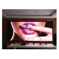 Indoor Big Display P4 512x512mm Die Casting Aluminum Cabinet Rental led Screen Seamless Sideo led Display