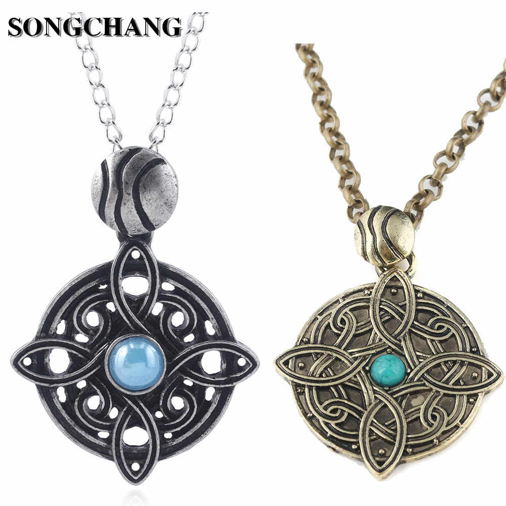The Elder Scrolls Amulet of Mara Necklace The Elder Scrolls V:Skyrim Cosplay Oblivion Morrowind Amulet Skyrim Pendant Chokers