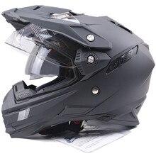 Европа Америка Стиль Off Road Мотоцикл Шлем Профессиональный Кросс Шлем THH TX-27 DOT ЕЭК утверждено Двойной Линзы шлем велосипеда