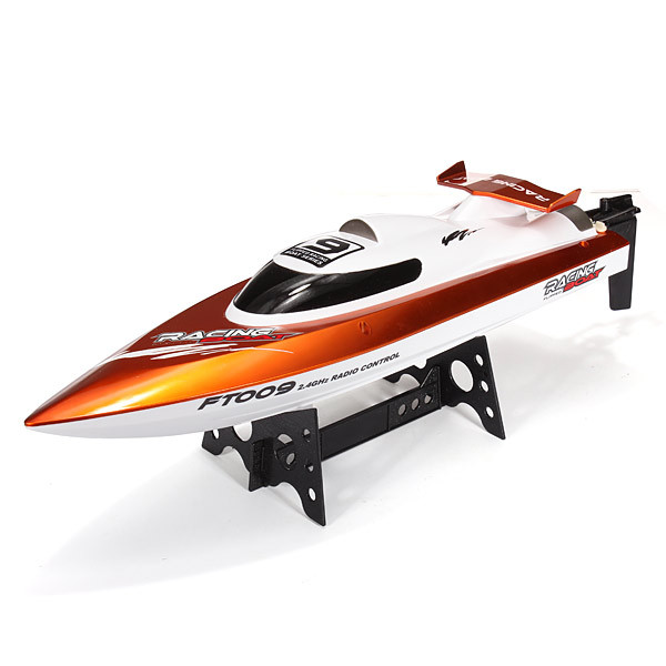 Free Shipping Feilun FT009 2.4G 4CH High Speed Racing RC Boat Speedboat with Water Cooling motor system 35KMH AS gift