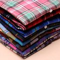 Women's 2016 autumn and winter female shirt plaid shirt female 100% slim long-sleeve cotton top female outerwear