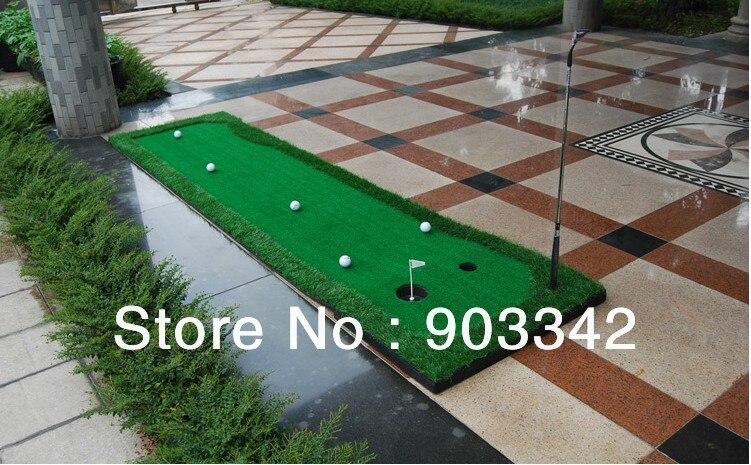 High quality Golf Putting Green Mat 19.7*118 inch Indoor Golf ...