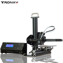 Tronxy Education 3d printer DIY kit High Precision desktop aluminium profile 3d Imprimante X1