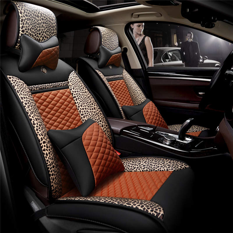 Styling Sport Car Seat Cover General Cushion For BMW 3 4 5 6 7 ...