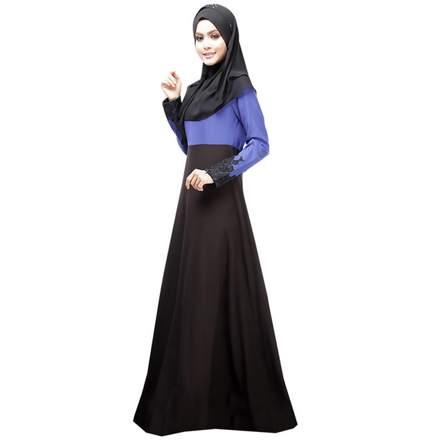 Abaya Turkish Clothing Muslim Dress For Women Long Maxi Kaftan