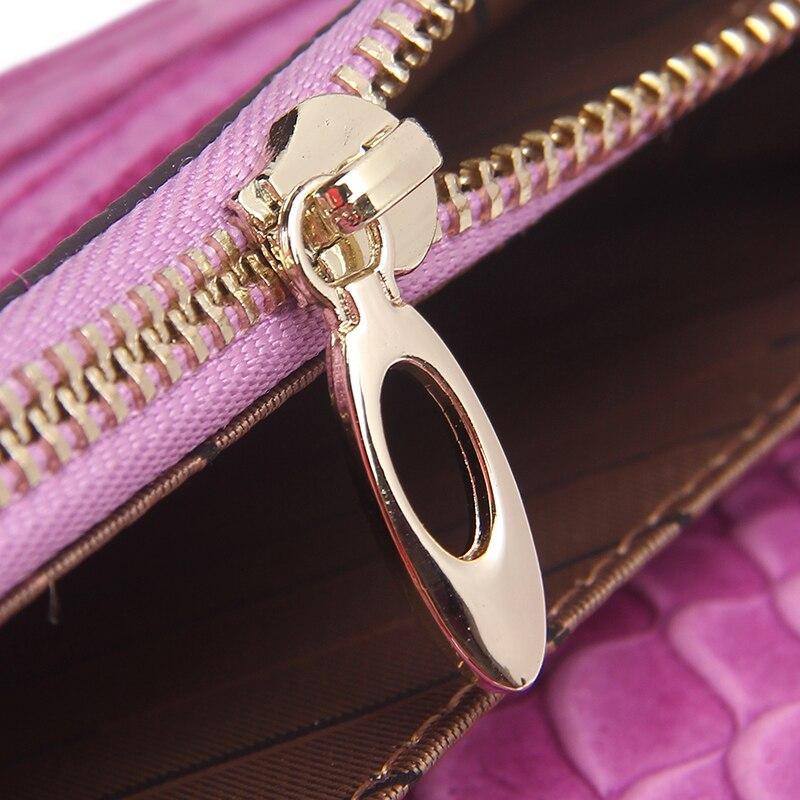 mulheres de couro carteiras padrão Composição : Genuine Leather