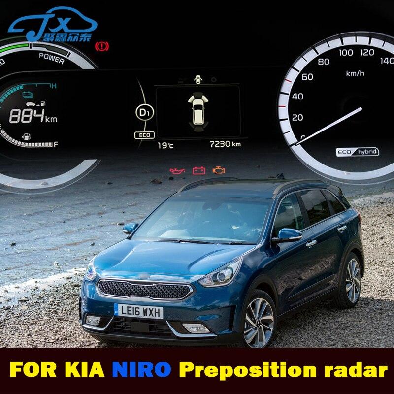 For kia NIRO Original front radar Front bumper radar unit Parking aid PAS Original modification Four