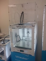Ultimaker 2, 2 + 3d printer safety enclosure acrylic kit parts, heat preservation(not including the 3d printer)