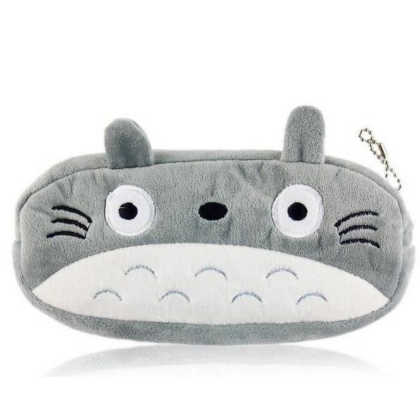 20CM Totoro Plush Toy BAG Plush Cover Coin Bag Purse Design Keychain Plush Toy B1016