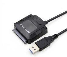 USB3.0 to SATA Hard disk cable Computer hard disk data line 2.5 SATA drive line for 2.5 Hard disk SATA2.0 interface SSD