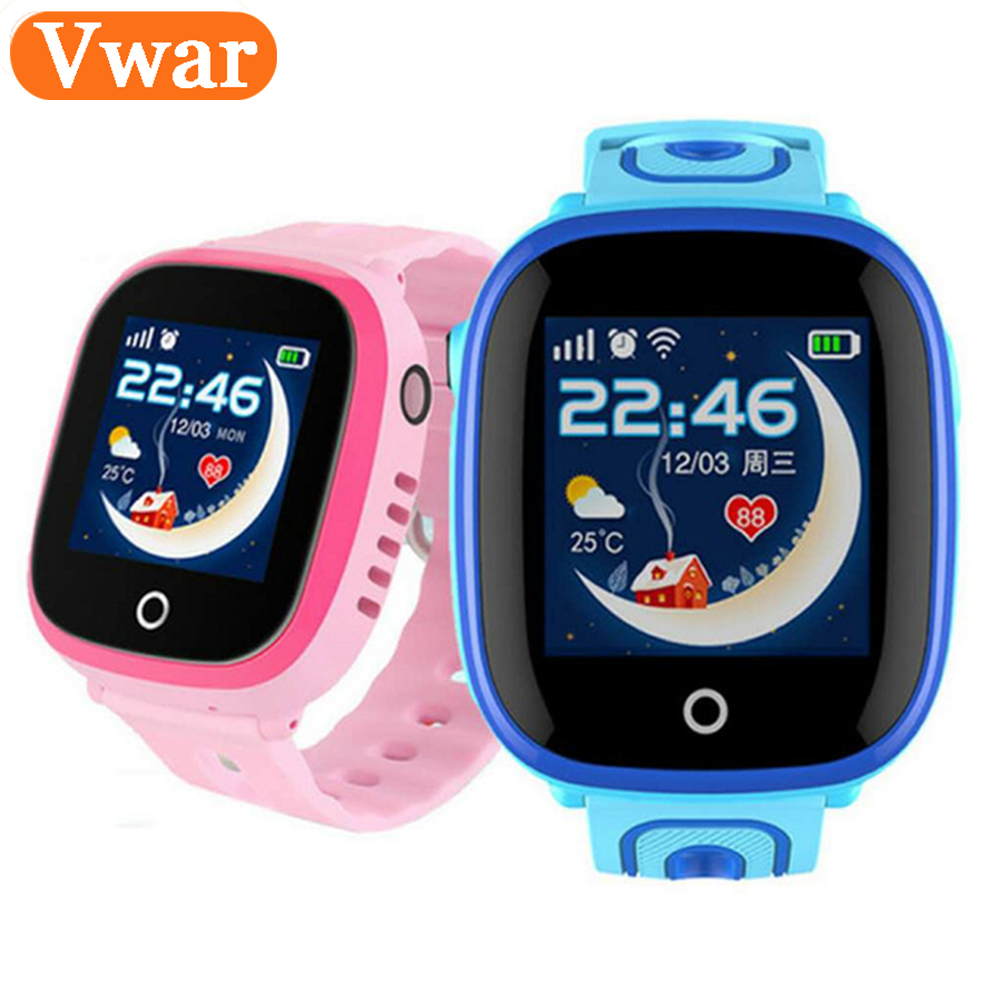 Smart Watch Children GPS Safe Monitor Kid Sport Band DF31G Wristwatch with Camera Support SIM Dial SOS Call Positioning Tracker lemado v12 gps sport smart watch for children 1 22 touch screen support 32g tf card vibration sos kids safe tracker with camera