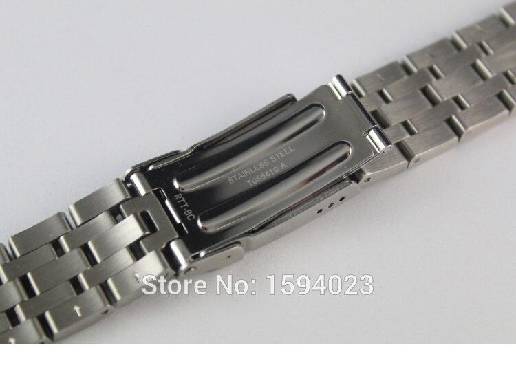 19mm PRC200 T055417 T055430 T055410 Kordonlu Saat Izle Parçaları - Saat Aksesuarları - Fotoğraf 3