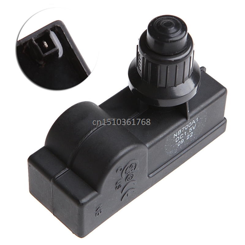 1 Outlet AAA Battery Push Button Ignitor Igniter BBQ Gas Grill Replacement #Y05# #C05#