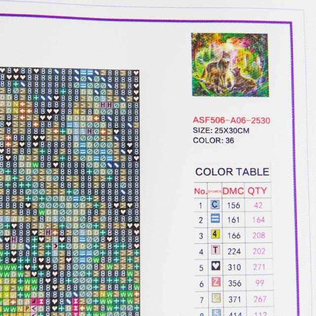 Tienda Online Nuevos granos del bordado del diamante del mosaico ...