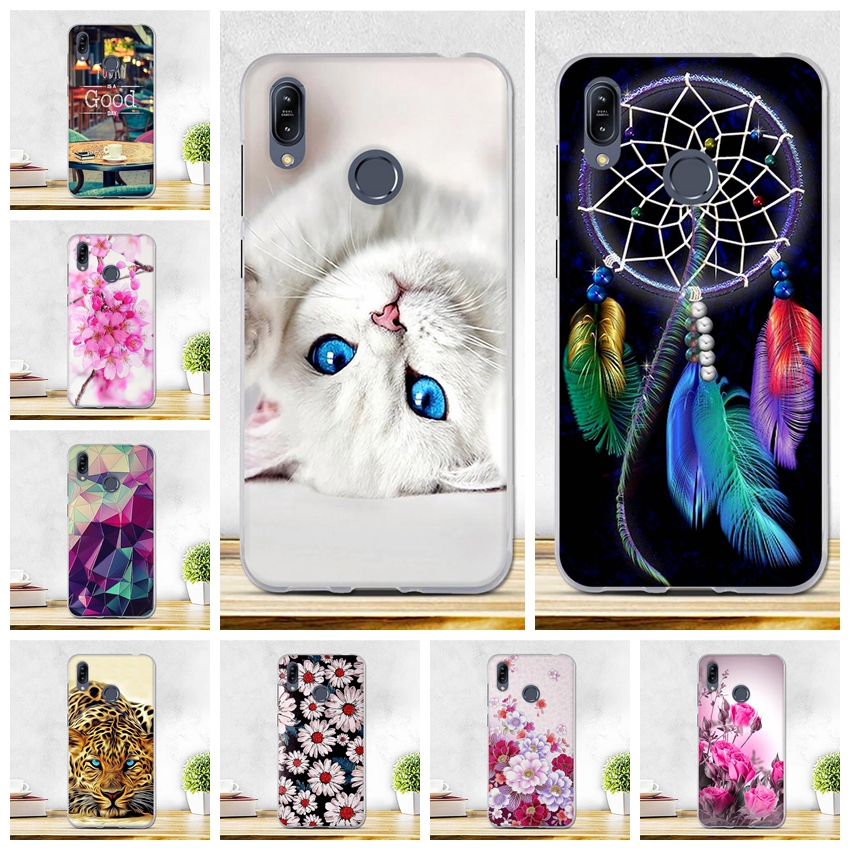 Case For Asus Zenfone Max M2 ZB633KL Case Cover Soft Silicone Back Shells Cover For Fundas Asus ZenFone Max ZB633KL Phone Cases