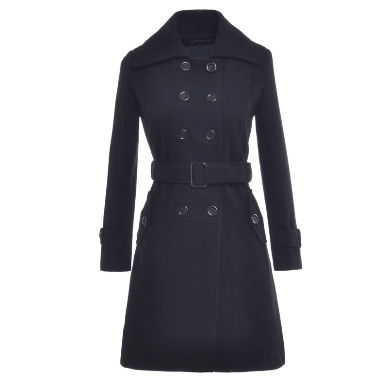 Popular Womens Long Winter Dress Coats-Buy Cheap Womens Long