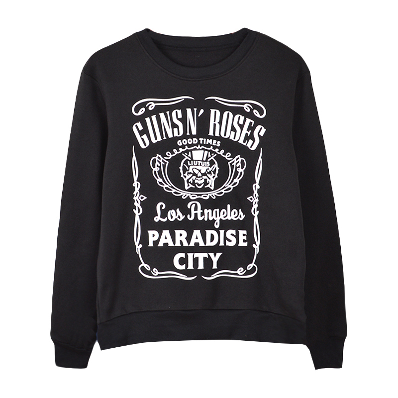 HTB1S5x5SXXXXXc0XVXXq6xXFXXXF - GUNS N ROSE Sweatshirts Women Hoodies girlfriend gift ideas