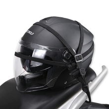 Universal Moto Helmet Mesh Net Motorcycle Luggage Net Protec